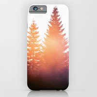 iPhone Cases featuring Morning Glory by Tordis Kayma