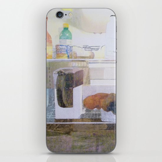 Starving Artist (D.W) iPhone & iPod Skin