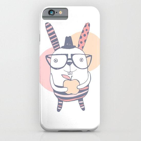 Mr.Rabbit iPhone & iPod Case