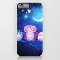 Night Owls & Fairy Lante… iPhone 6 Slim Case