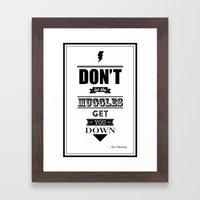 HP Quotes - Prisoner of Azkaban Framed Art Print