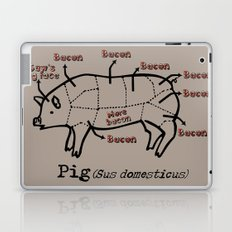 Bacon LOver Laptop & iPad Skin