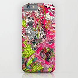 iPhone & iPod Case - black peak mountain - Cassidy Rae Limbach