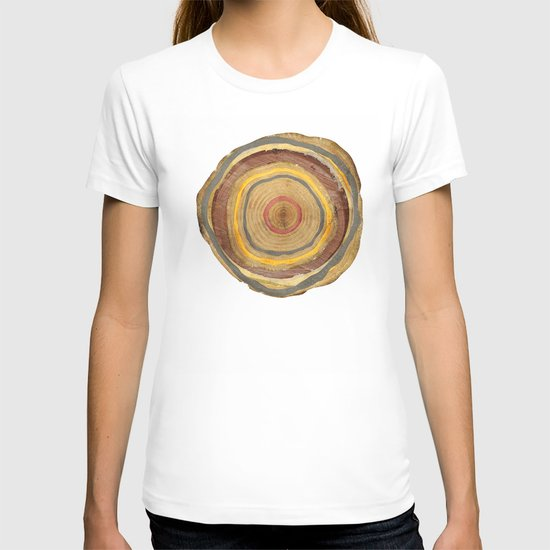 Tree Rings T-shirt