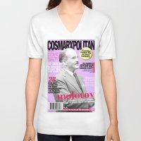 COSMARXPOLITAN, Issue 17 Unisex V-Neck