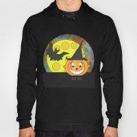 Funny Laughing Pumpkin H… Hoody