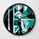 Fate (aquamarine v.01) Wall Clock