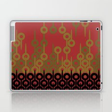 Pattern 1, Red Laptop & iPad Skin