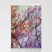 tree of thoughts Stationery Cards