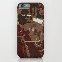 iPhone & iPod Case featuring Three Words, Eight Letters by MyQ 7