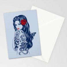 Tattoo Lolita Stationery Cards