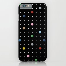 Pin Points on Back iPhone 6s Slim Case