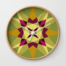 Star it out Wall Clock