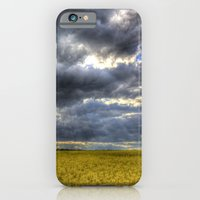 iPhone & iPod Case featuring The Impending Storm by David Pyatt