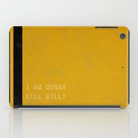 Kill Bill iPad Case