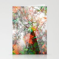 Autumn - See the Magic in it! Stationery Cards