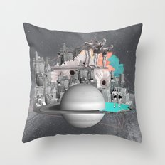Endless Summer Throw Pillow