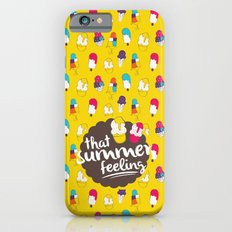 That summer feeling iPhone 6s Slim Case
