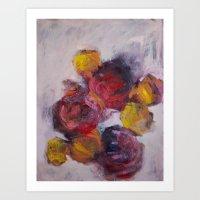 Flower Series 5 Art Print