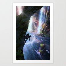Zora's Domain Art Print