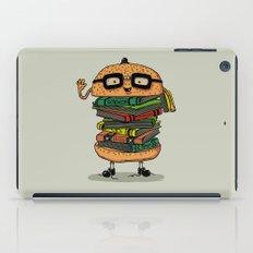 Geek Burger iPad Case