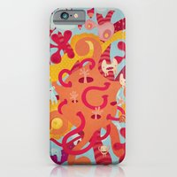 iPhone & iPod Case featuring MAD by Piktorama