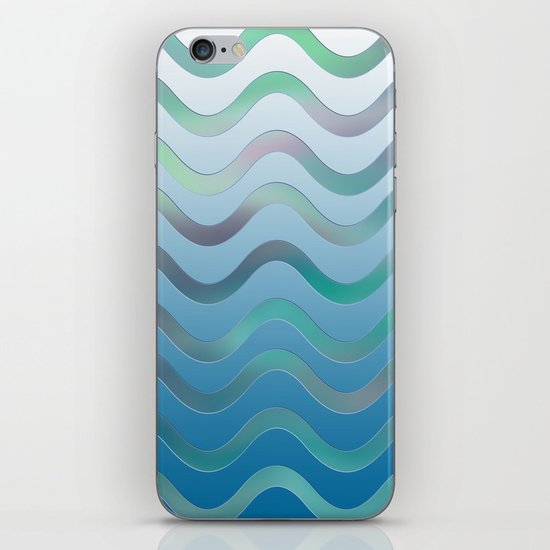Pattern/Zodiac/Aquarius/3 iPhone & iPod Skin