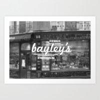 Bayley Design Emporium Art Print