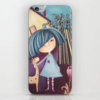 My Lovely Pet iPhone & iPod Skin