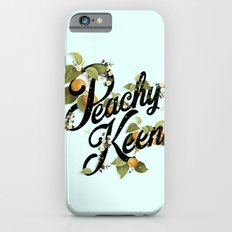 Peachy Keen : Mint iPhone 6s Slim Case