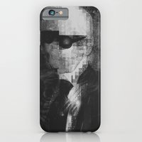 iPhone & iPod Case featuring Karl Lagerfeld Star Futurism Limited by Futurism_