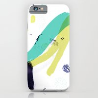 iPhone & iPod Case featuring +∆+ by Diego Bellorin a.k.a EMPK