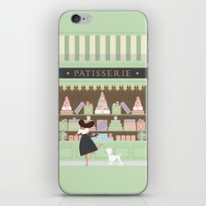 Patisserie iPhone & iPod Skin