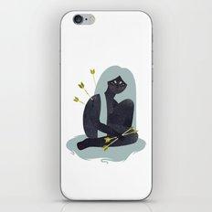 Space Girl 3 iPhone & iPod Skin