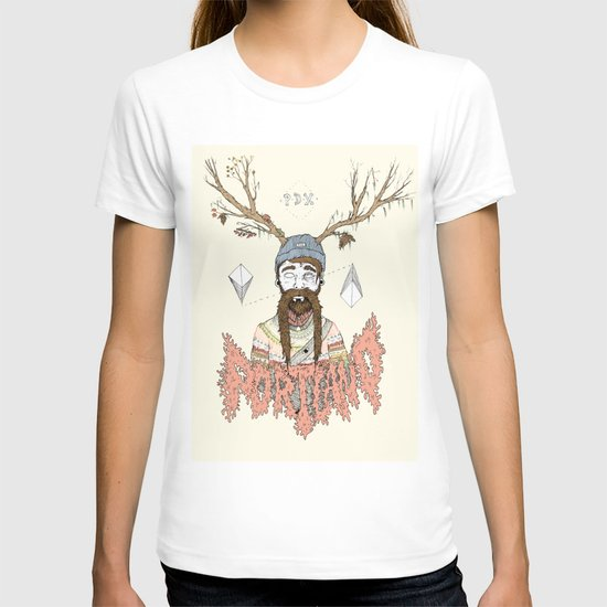 PORTLAND I T-shirt