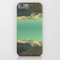 good afternoon mountains iPhone 6 Slim Case