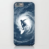 iPhone & iPod Case featuring Category 5 by rob dobi