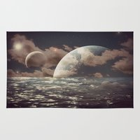 Planets Of Hope Rug
