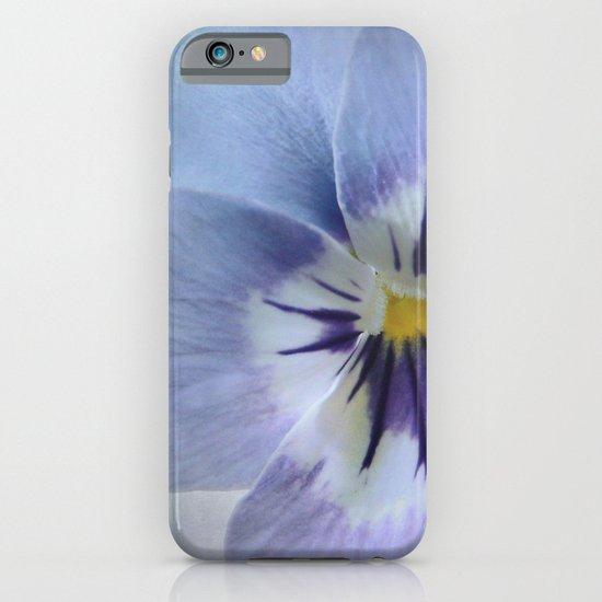 Wild Pansy iPhone & iPod Case