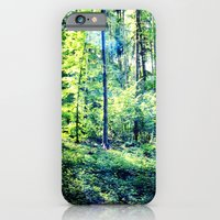 one summer day in the forest iPhone 6 Slim Case