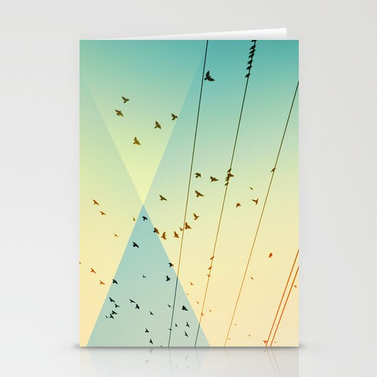 Cool World #3 Stationery Card