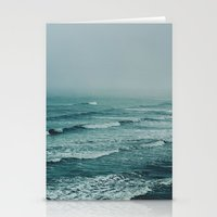Across The Atlantic Stationery Cards