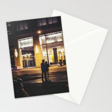 Late Nights Stationery Cards