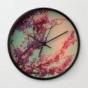 Season of Spring  Wall Clock