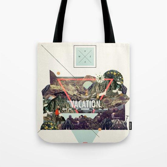 island Vacation Tote Bag