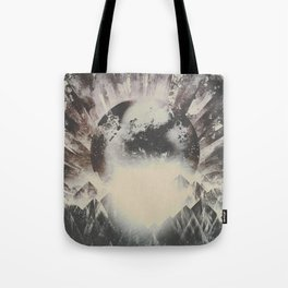 Tote Bag - New day new mountains to climb - HappyMelvin