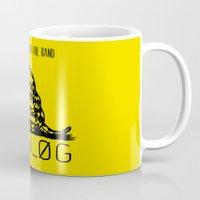 Snake And Band (Analog Z… Mug