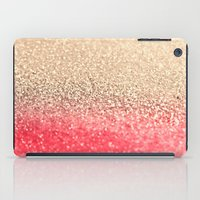 GOLD CORAL iPad Case