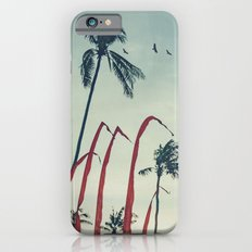 Coconut - Palms and Flags Slim Case iPhone 6s