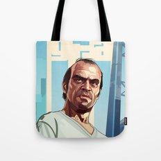 The Berserk , GTA 5 Trevor Tote Bag